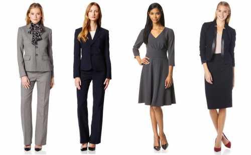 Гардероб современной девушки: главные правила делового стиля