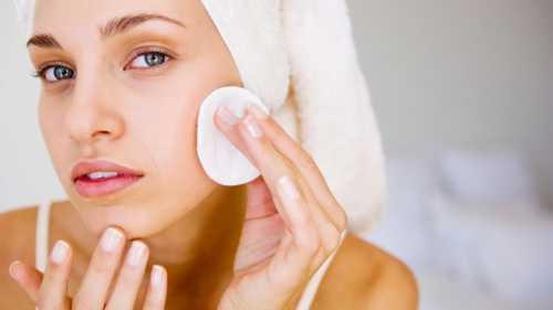 Очищение лица каждый день, глубокое очищение раз в две недели